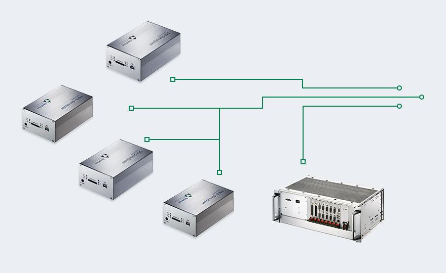 Maschinendatenerfassung Produkte